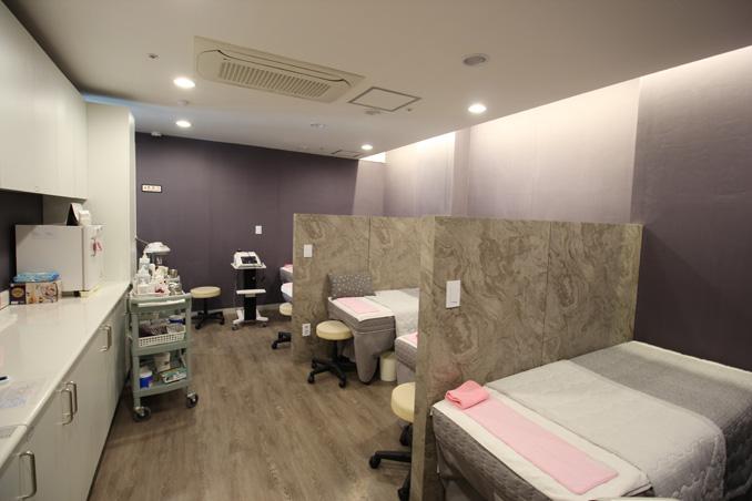 피부관리실